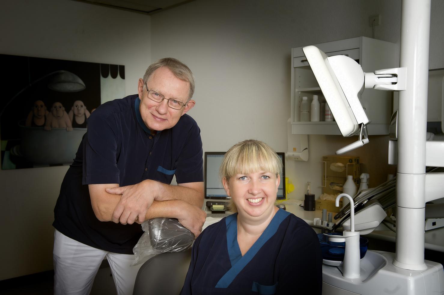 tandlæge i haderslev